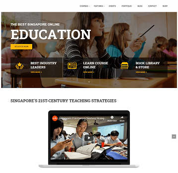 Singapore Online Education